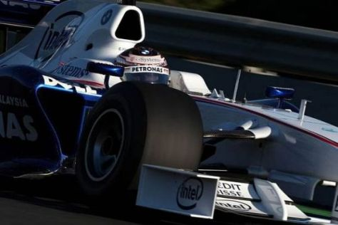 Es läuft sehr gut: Christian Klien fuhr am Montag in Bahrain zur Bestzeit