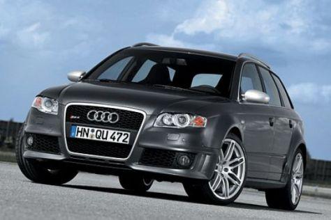 Audi RS4 Cabrio – RS4 Avant