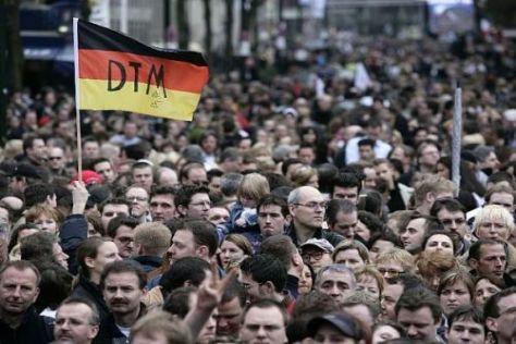 In der NRW-Landeshauptstadt wird die DTM immer groß gefeiert