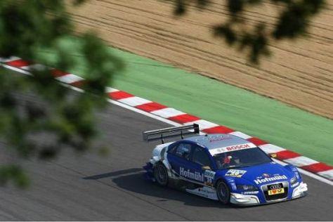 Katherine Legge fährt auch 2009 für Audi in der DTM - im 2008er-Modell