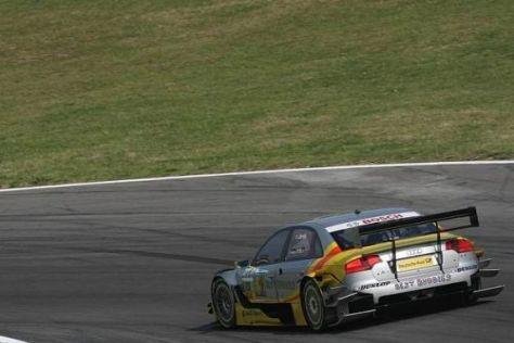 Audi-Pilot Oliver Jarvis fährt seiner zweiten DTM-Saison optimistisch entgegen