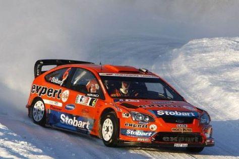 Henning Solberg holte in Norwegen zum zweiten Mal in Folge Platz vier