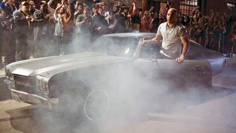 Fast and Furious: Die Autos von Vin Diesel