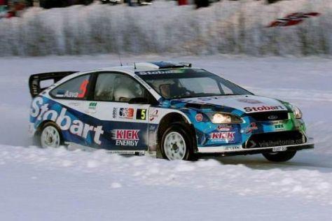 """Stobart setzt nicht nur im Rallyesport auf eine """"grünere"""" Zukunft"""