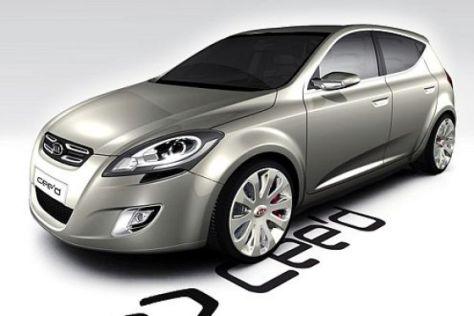 Kia Concept cee'd