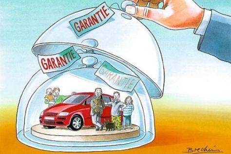 Neuwagen-Garantien