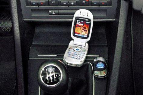 Einbau-Tip: Bluetooth-Freisprechanlage