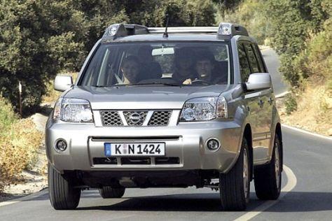 Rückruf Nissan X-Trail