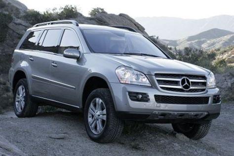 Preise Mercedes-Benz GL-Klasse