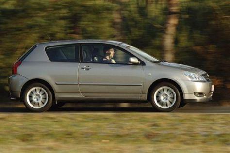 Gebrauchtwagen-Check Toyota Corolla (E12)