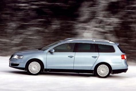 Fahrbericht VW Passat 4motion