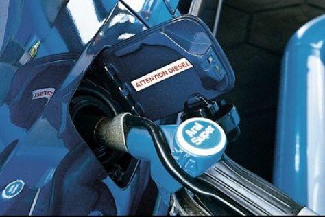 Falscher Kraftstoff – was tun?