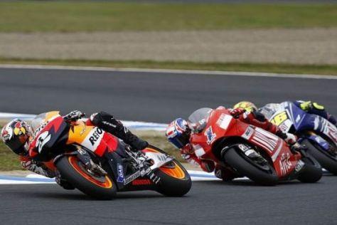 Die MotoGP hat bei den Testfahrten einen massiven Sparkurs eingeleitet
