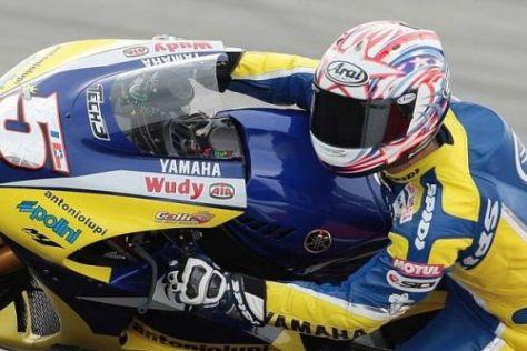 Colin Edwards ist trotz fast 35 Jahren noch nicht MotoGP-müde