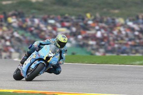 Chris Vermeulen und Suzuki wollen 2009 einige Erfolge in der MotoGP feiern