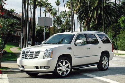 Vorstellung Cadillac Escalade