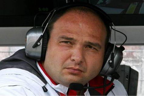 Colin Kolles wird auch 2009 zwei zwei Jahre alte Audi in der DTM einsetzen