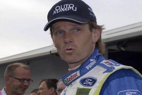 """""""Bosse"""" kommt wieder: Marcus Grönholm gibt bei in Portugal sein WRC-Comeback"""