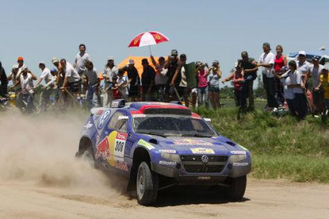 Rallye Dakar 2009, VW Race Touareg