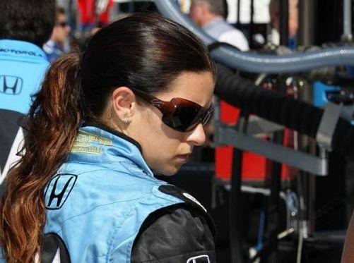 Indy-Car-Pilotin  Danica Patrick