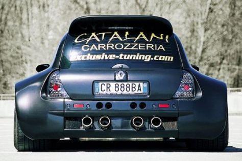 Clio Renault Sport V6 von Daniele