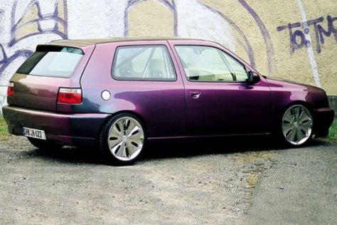 VW Golf III von Holger