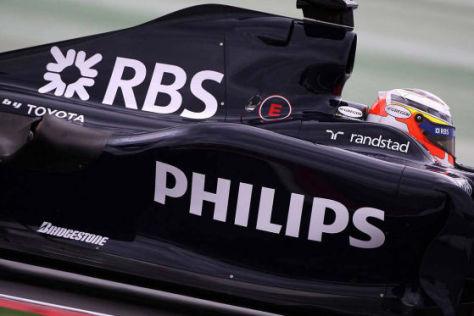 Formel 1, AT&T Williams