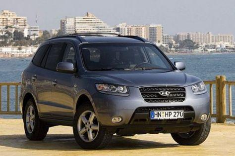 Hyundai Santa Fe (2006)