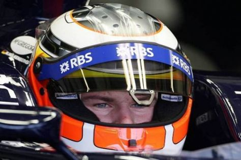 Nico Hülkenberg hat bereits über 4.500 Testkilometer im Williams auf dem Tacho