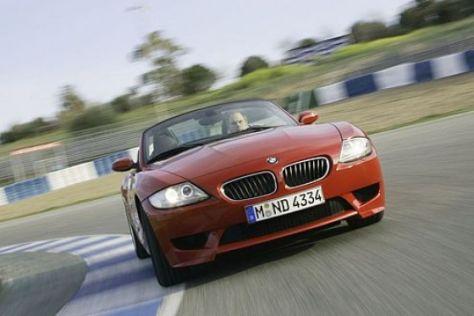 Fahrbericht BMW Z4 M Roadster