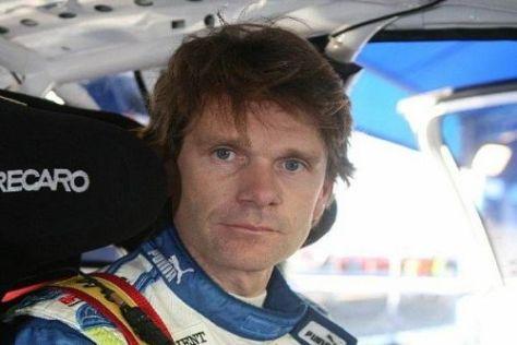Marcus Grönholm bereitet sich auf sein Comeback in der WRC vor