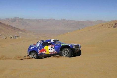Die Dakar-Piloten werden sich auch 2010 dürch Südamerika kämpfen
