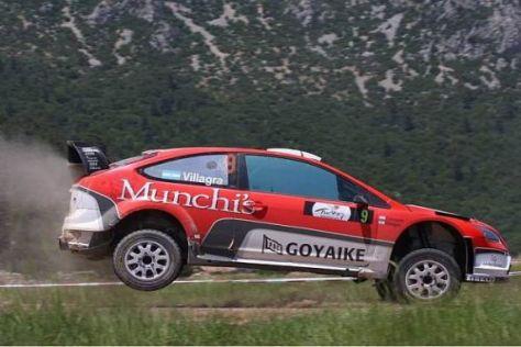 Das Munchi's-Team wird in der Saison 2009 bei acht Läufen mitfahren