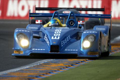 Porsche RS Spyder, Team Essex, 24 Stunden von Le Mans