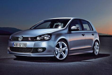 VW Golf Aufhübschprämie