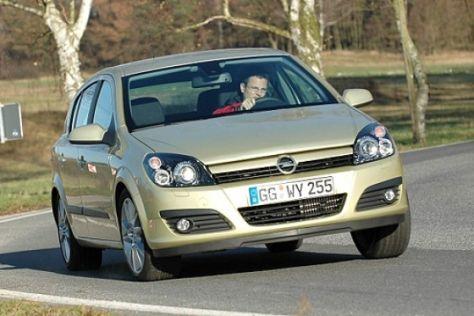 Rückruf Opel Astra