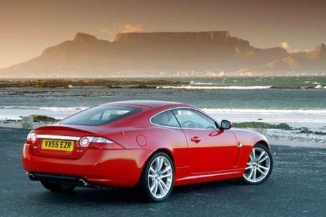 Fahrbericht Jaguar XK