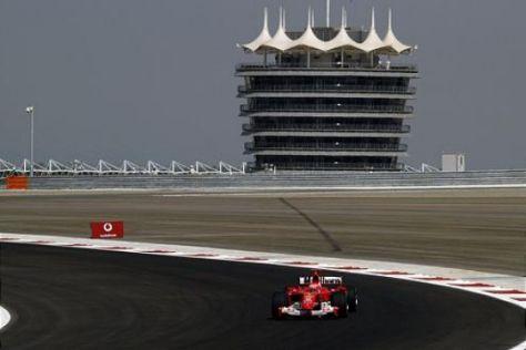 Formel-1-Auftakt Bahrain 2006