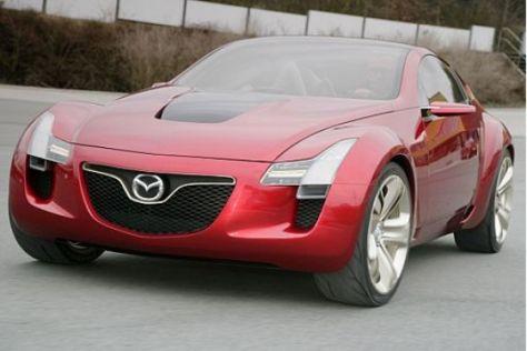 Rendezvous mit dem Mazda Kabura