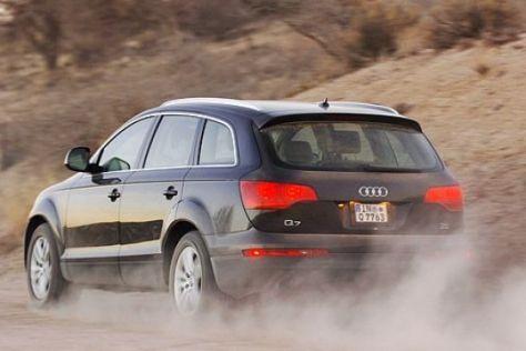 Verkaufsstart Audi Q7