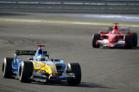 Formel 1: GP von Bahrain 2006