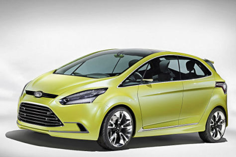 Ford Iosis Max
