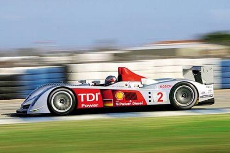 Prototypen Audi R10