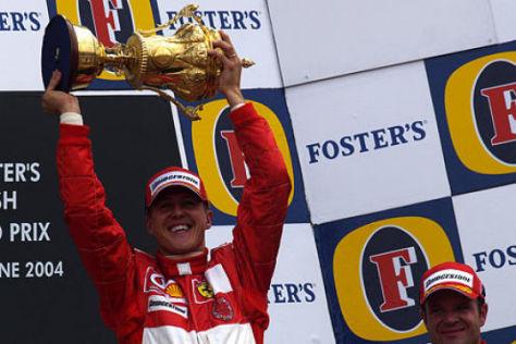 Ferrari-Pläne für 2007