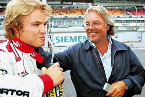 Formel-1-Neuling Nico Rosberg
