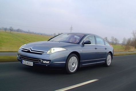 Test Citroën C6 V6 3.0 Exclusive