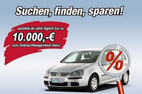 Rabattwoche bei autobild.de