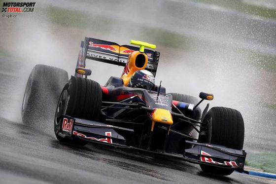 Formel 1 Tests 2009, Jerez de la Frontera, Sebastian Vettel, Red Bull