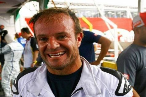 Rubens Barrichello soll seinen Vertrag für 2009 bereits in der Tasche haben