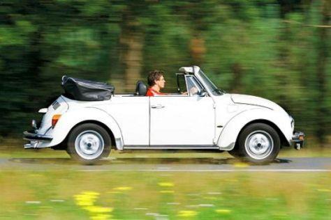 Gebrauchtwagen-Check VW Käfer Cabrio